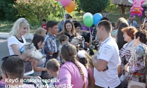 """Благотворительный праздник НП """"Котопес-Камышин"""""""