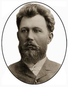 Я. А. Ломоносов, камышинский земский врач