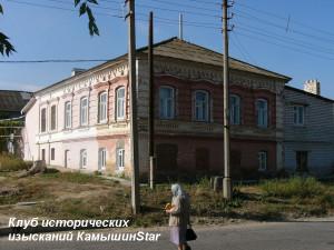 Портновский дом» на пересечении улиц Советской и Зеленой. Фото 2007 года.
